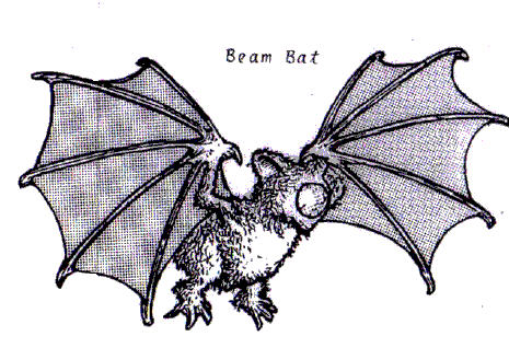 Beam Bat from Booty And The Beasts